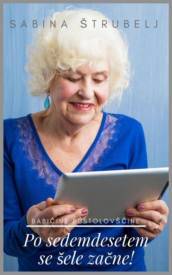 Brezplačna e-knjiga Babica gre v New York