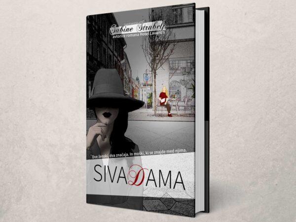 Roman Siva Dama - Sabina Štrubelj